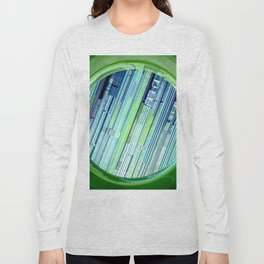 peephole Long Sleeve T-shirt