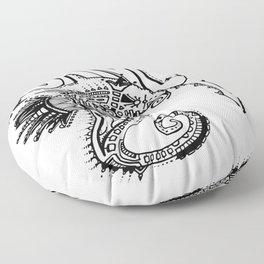 """""""Ocean Dancer""""  Floor Pillow"""