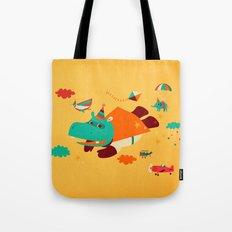 Super Hippo! Tote Bag