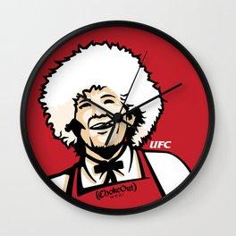 UFC-KFC Khabib Nurmagomedov Wall Clock