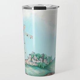 Dreaming of the Island Travel Mug