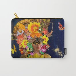 c0vid queen bee Carry-All Pouch