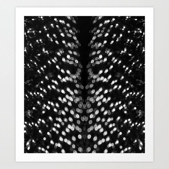 Upon Reflection I Art Print