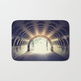 Tunnel's end Bath Mat