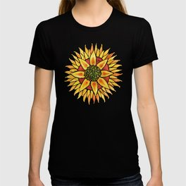 Sunflower Starburst T-shirt