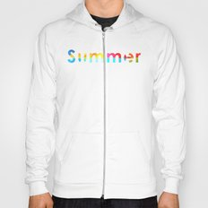 Summer Triangles Hoody