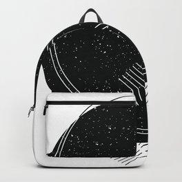 Minimalist Geometric Backpack