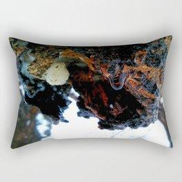 The working Rectangular Pillow