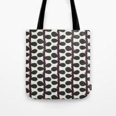 Like a Leaf [red spots] Tote Bag