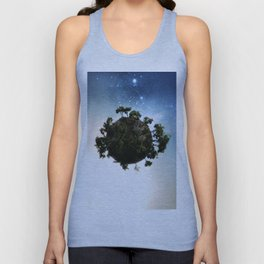 little big planet Unisex Tank Top