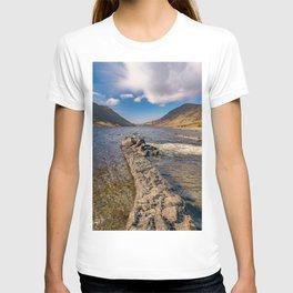Llyn Cowlyd Snowdonia T-shirt