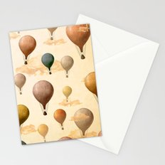 Voyagers Pattern Stationery Cards