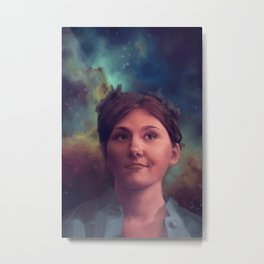 You Can't Take the Sky from Me - Kaylee Metal Print