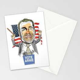 Arnold Schwarzenegger Stationery Cards