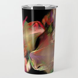 Flower Work  (A7 B0236) Travel Mug