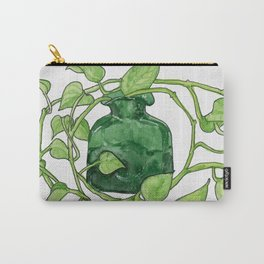 Blenko Glass & Plant Carry-All Pouch