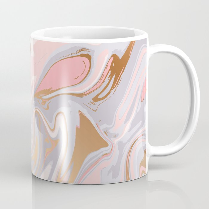 Marble and Gold 005 Coffee Mug