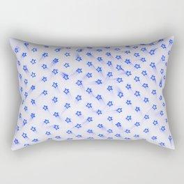Estrellitas la la la Rectangular Pillow