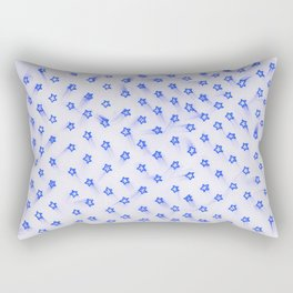 Estrellitas la la la Rectangular Pillow