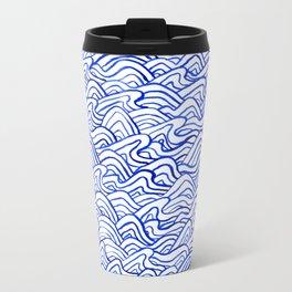 Tempest Storm Metal Travel Mug