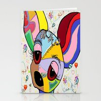chihuahua Stationery Cards featuring Chihuahua by EloiseArt