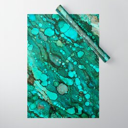 River Wrapping Paper