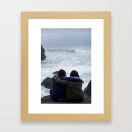 Friendship Cove Framed Art Print