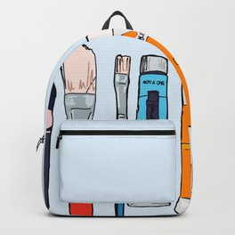 Weapons of choice Backpack
