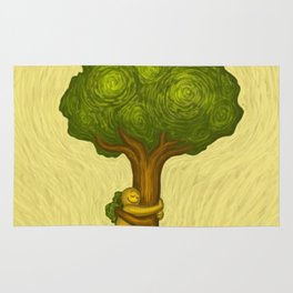 Tree Hugger Rug