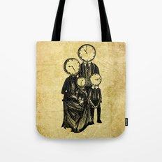 Family Time Tote Bag