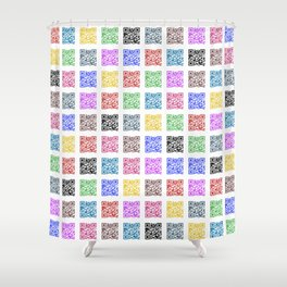 cododododo Shower Curtain