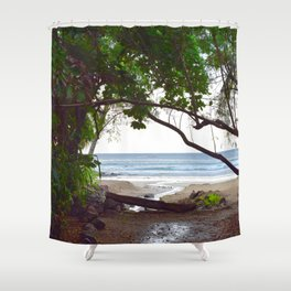Playa Tamarindo Shower Curtain