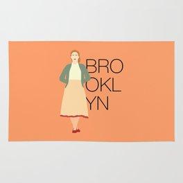 Brooklyn is Saoirse Ronan Rug