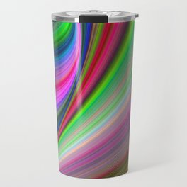 Vivid hypnosis Travel Mug