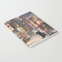 Lights in the Snow Notebook