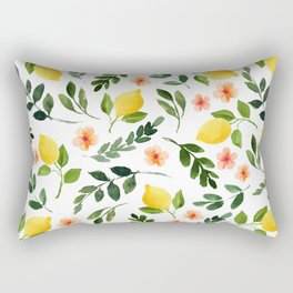 Lemon Grove Rectangular Pillow