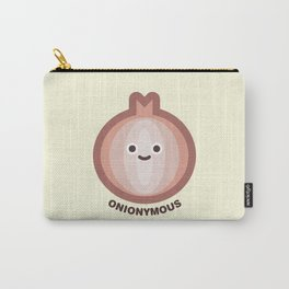 Onionymous Carry-All Pouch