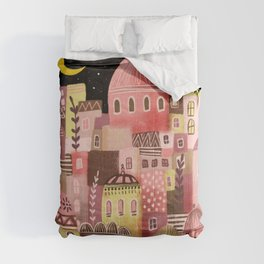 Pink Palaces Comforters