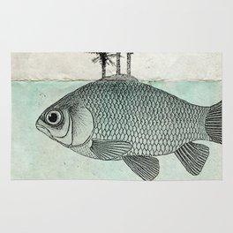 Paradise Goldfish Rug