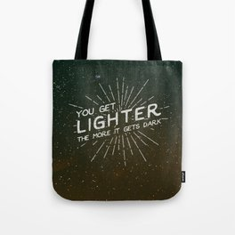 A Sky Full Of Stars Tote Bag