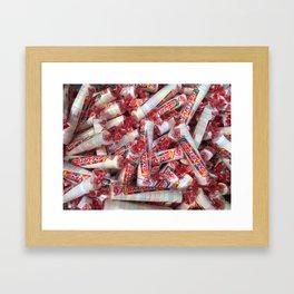 Candies 2 Framed Art Print