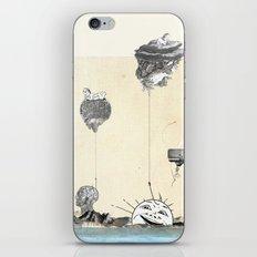New day rising iPhone & iPod Skin