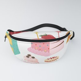Kitschy Desserts Fanny Pack