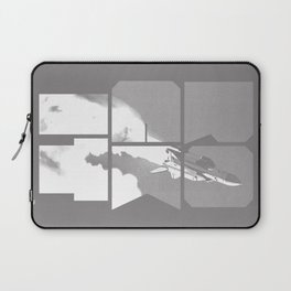 ROCKIT (White on Grey) Laptop Sleeve