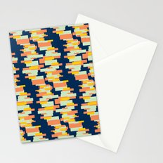 BP 62 Rectangle Stripes Stationery Cards