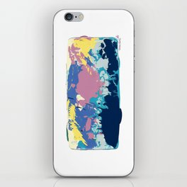 COTTON CANDY CLOUDS iPhone Skin