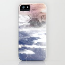 Storytellers iPhone Case