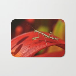 Tiny Hunter Bath Mat