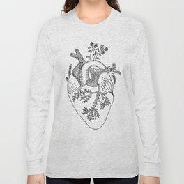 Growing heart Long Sleeve T-shirt
