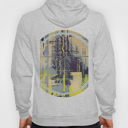 Sunday Morning - round graphic Hoody